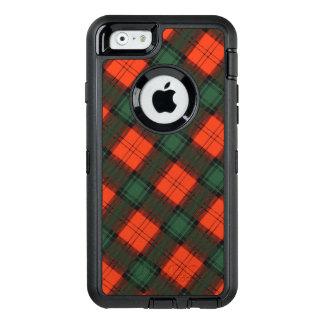 Funda OtterBox Defender Para iPhone 6 Stewart del tartán escocés de la falda escocesa de