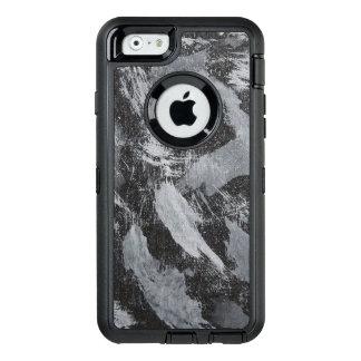 Funda OtterBox Defender Para iPhone 6 Tinta blanca en el fondo negro #3