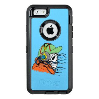 Funda OtterBox Defender Para iPhone 6 Tipo del cráneo