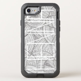 Funda OtterBox Defender Para iPhone 8/7 alheña del iPhone 6
