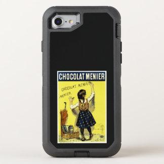 Funda OtterBox Defender Para iPhone 8/7 Anuncio de Menier del chocolate