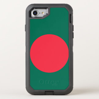 Funda OtterBox Defender Para iPhone 8/7 Bandera de Bangladesh