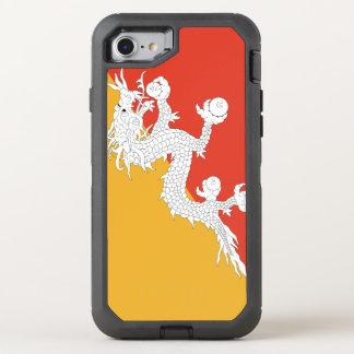 Funda OtterBox Defender Para iPhone 8/7 Bandera de Bhután