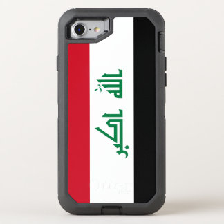 Funda OtterBox Defender Para iPhone 8/7 Bandera de Iraq