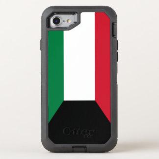 Funda OtterBox Defender Para iPhone 8/7 Bandera de Kuwait