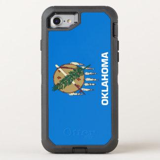 Funda OtterBox Defender Para iPhone 8/7 Bandera de Oklahoma