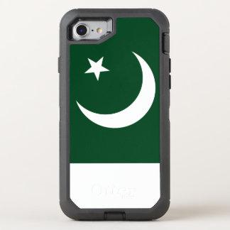 Funda OtterBox Defender Para iPhone 8/7 Bandera de Paquistán