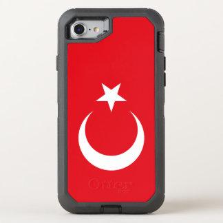 Funda OtterBox Defender Para iPhone 8/7 Bandera de Turquía