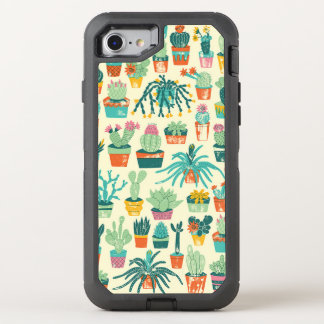 Funda OtterBox Defender Para iPhone 8/7 Caja colorida del iPhone 7 de Apple del estampado