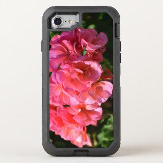 Funda OtterBox Defender Para iPhone 8/7 Caso de Geraniyum Otterbox