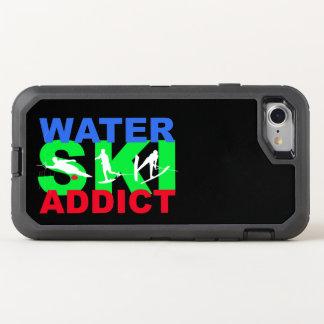 Funda OtterBox Defender Para iPhone 8/7 Caso del iPhone 7 del adicto al esquí acuático