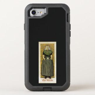 Funda OtterBox Defender Para iPhone 8/7 Cocoa Van Houten