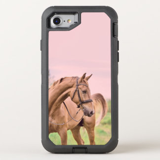 Funda OtterBox Defender Para iPhone 8/7 colección del caballo. juguetón