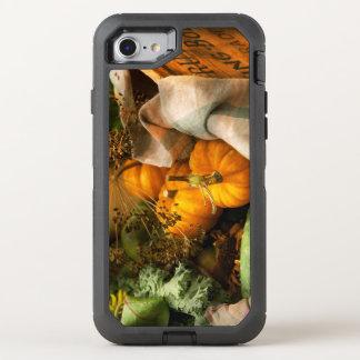 Funda OtterBox Defender Para iPhone 8/7 Comida - calabaza - todavía del verano vida