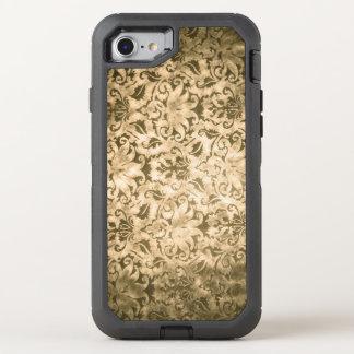 Funda OtterBox Defender Para iPhone 8/7 Damasco del oro