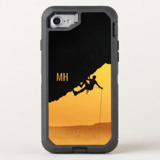 """Funda OtterBox Defender Para iPhone 8/7 """"DESAFÍA"""" las cajas de encargo del teléfono del"""