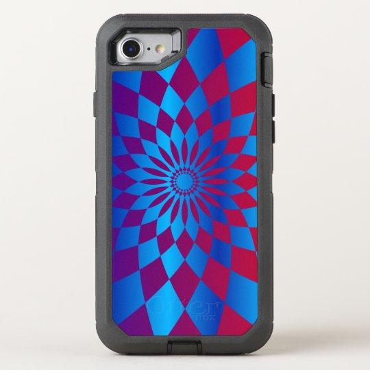 Funda OtterBox Defender Para iPhone 8/7 Diseño de la estrella