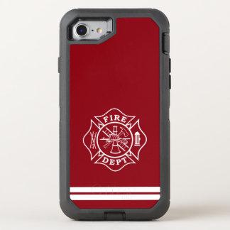Funda OtterBox Defender Para iPhone 8/7 Encienda la caja del iPhone 7 de OtterBox de la