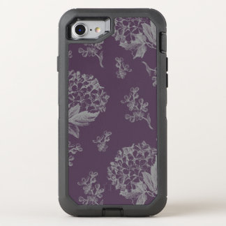 Funda OtterBox Defender Para iPhone 8/7 Flor antigua