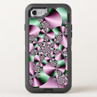 Funda OtterBox Defender Para iPhone 8/7 Fractales en fractales
