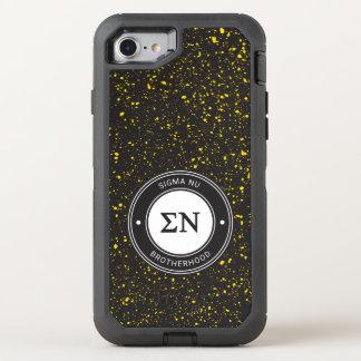 Funda OtterBox Defender Para iPhone 8/7 Insignia de NU el   de la sigma