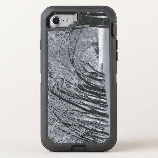 Funda OtterBox Defender Para iPhone 8/7 iPhone de Apple de la foto del invierno 8/7 caso