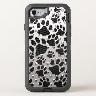 Funda OtterBox Defender Para iPhone 8/7 Modelo abstracto único