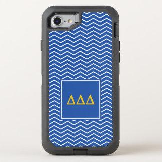 Funda OtterBox Defender Para iPhone 8/7 Modelo del delta el | Chevron del delta del delta