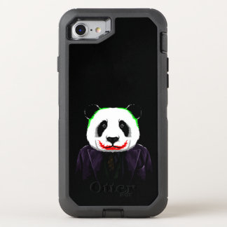 Funda OtterBox Defender Para iPhone 8/7 panda del comodín