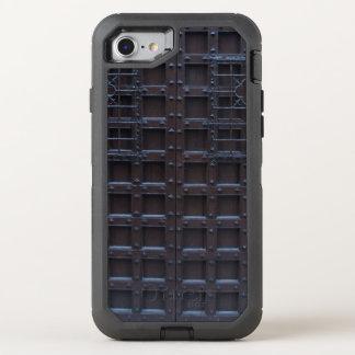 Funda OtterBox Defender Para iPhone 8/7 Puerta fuerte del hierro de Brown