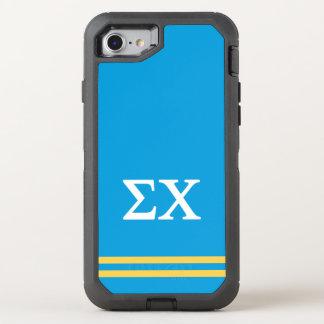 Funda OtterBox Defender Para iPhone 8/7 Raya del deporte de la ji el | de la sigma