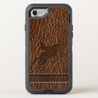 Funda OtterBox Defender Para iPhone 8/7 Rodeo de la Cuero-Mirada
