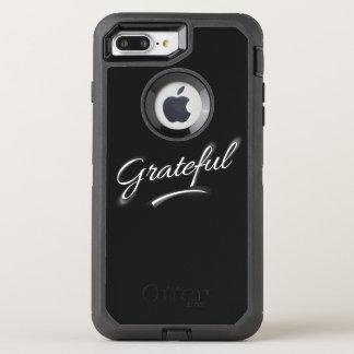 Funda OtterBox Defender Para iPhone 8 Plus/7 Plus Agradecido