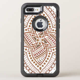 Funda OtterBox Defender Para iPhone 8 Plus/7 Plus alheña del iPhone 6