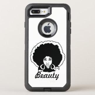 Funda OtterBox Defender Para iPhone 8 Plus/7 Plus Belleza, caso de Otterbox