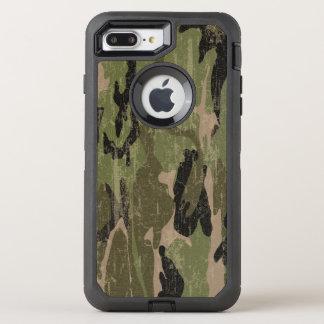 Funda OtterBox Defender Para iPhone 8 Plus/7 Plus Camo verde descolorado