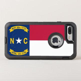 Funda OtterBox Defender Para iPhone 8 Plus/7 Plus Carolina del Norte