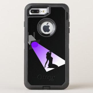 Funda OtterBox Defender Para iPhone 8 Plus/7 Plus En la oscuridad, caso de Otterbox
