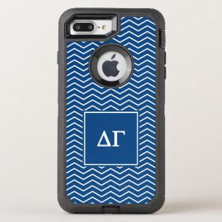 Funda OtterBox Defender Para iPhone 8 Plus/7 Plus Golpeteo de la gamma el | Chevron del delta
