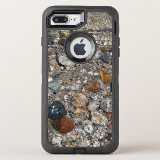 Funda OtterBox Defender Para iPhone 8 Plus/7 Plus Guijarros del granito en la naturaleza de Yosemite