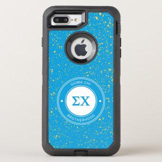 Funda OtterBox Defender Para iPhone 8 Plus/7 Plus Insignia de la ji el | de la sigma