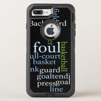 Funda OtterBox Defender Para iPhone 8 Plus/7 Plus iPhone lleno de OtterBox Apple de la corte del