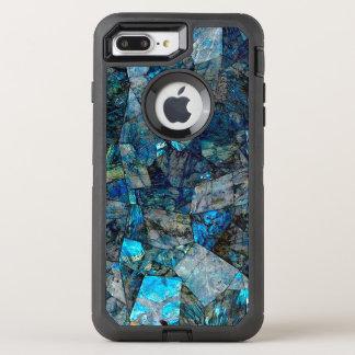 Funda OtterBox Defender Para iPhone 8 Plus/7 Plus Labradorita abstracta