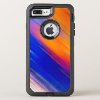 Funda OtterBox Defender Para iPhone 8 Plus/7 Plus Lluvia ardiente