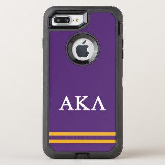 Funda OtterBox Defender Para iPhone 8 Plus/7 Plus Raya alfa del deporte de la lambda el | de Kappa
