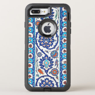 Funda OtterBox Defender Para iPhone 8 Plus/7 Plus tejas turcas