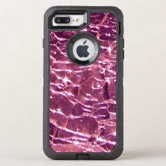 Funda OtterBox Defender Para iPhone 8 Plus/7 Plus Tourmaline rosado de cristal Crackled de