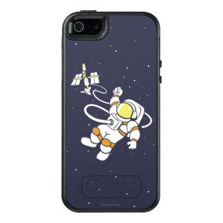 Funda Otterbox Para iPhone 5/5s/SE Astronauta