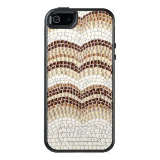 Funda Otterbox Para iPhone 5/5s/SE Caja beige del iPhone SE/5/5s del mosaico