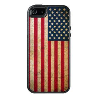 Funda Otterbox Para iPhone 5/5s/SE Caso del iPhone 5 de OtterBox de la bandera
